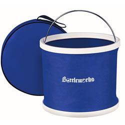 Custom imprinted Koozie Expandable Bucket