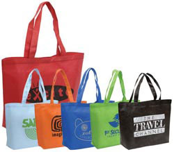 Custom imprinted Show Tote