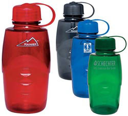 Custom imprinted 34 oz. Mountaineer Bottle