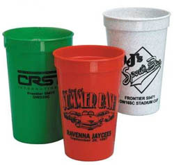 Custom imprinted 22 oz. Stadium Cup