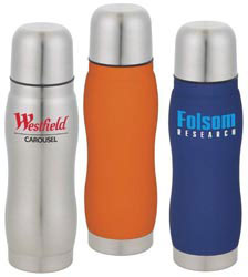 Custom imprinted Aerowave Flask