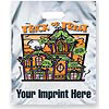 Metallic Silver New Haunted House Trick or Treat B