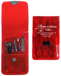 Custom imprinted Manicure Kit