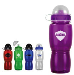 Custom imprinted 18 oz. Triton Mate Bottle
