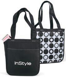 Custom imprinted Luna Reversible Tote