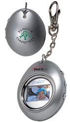 Custom imprinted Mini Digital Photo Key Fob