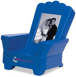 Custom imprinted Picture Frame Chair