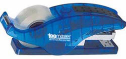 Custom imprinted Dolphin Tape & Stapler