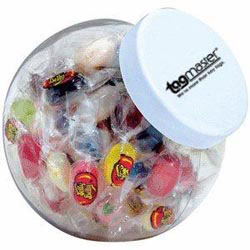 Custom imprinted Junior Jelly Belly Jar
