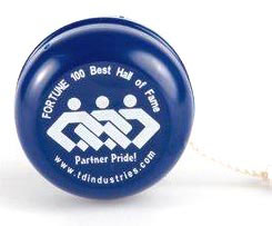 Custom imprinted Recycled Classic Yo-Yo