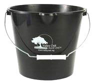 Custom imprinted Recycled 7 Quart Bucket