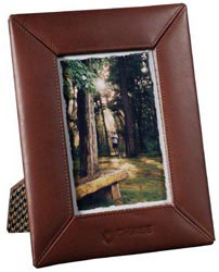 Custom imprinted Cutter & Buck 4 x 6 Exec. Photo Frame