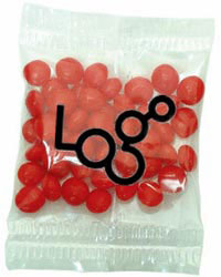 Custom imprinted Red Hots Snack Pack - 0.5 oz