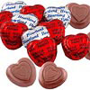 Belgian Chocolate Bulk Foiled Hearts