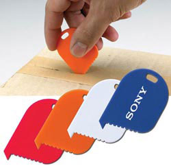 Custom imprinted Gobe Package Opener