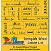 School Magna-Phrase / Business Card Magnet