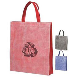 Custom imprinted Non-Woven Cloud Tote