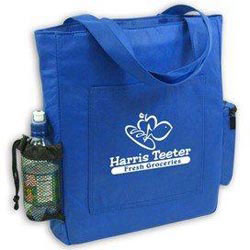 Custom imprinted Non-Woven Tote Bag Plus