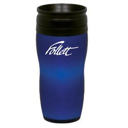 Custom imprinted 16 Oz. Soft Touch Tumbler