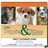 Puppies & Kittens Calendar