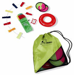 Custom imprinted Outdoor Fun Kit