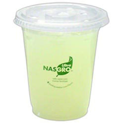 Custom imprinted Biodegradable Corn Resin 12 Oz. Cup With Lid