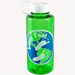 Custom imprinted 36 oz Poly-Pure Mountain Bottle - BPA-free