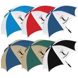 Custom imprinted Golf Umbrella