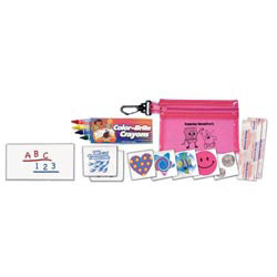 Custom imprinted Kids Travel Kit