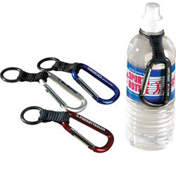 Custom imprinted Companion Water Bottle Carabiner
