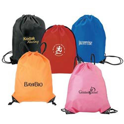 Custom imprinted Polyester Sport Pack