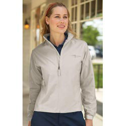 Custom imprinted Ladies Tournament Jacket