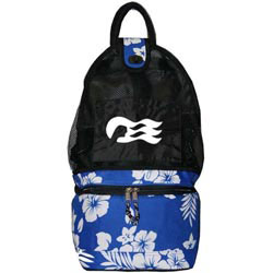 Custom imprinted Luau Stuff & Go Cooler