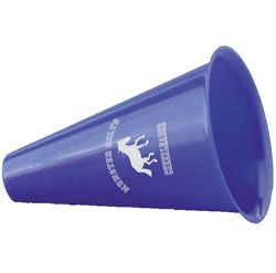 Custom imprinted Stadium Cup & Megaphone Set