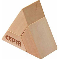 Custom imprinted CLOSEOUT Perplexia Junior Pyramid