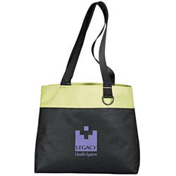 Custom imprinted Crest Convention Tote