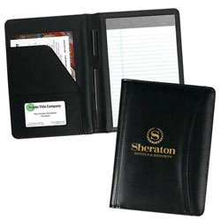 Custom imprinted Jr. Executive Notebook