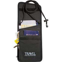 Custom imprinted Hanging Passport Organizer
