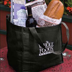 Custom imprinted Goingreen Grocery Tote