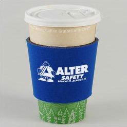 Custom imprinted Coffee Cup Insulator