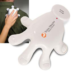 Custom imprinted Stress-Away Massager