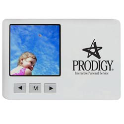 Custom imprinted Digital Photo Card