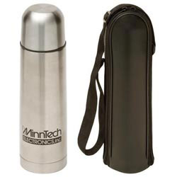 Custom imprinted 25 Oz. Thermo-Go Bottle