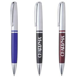 Custom imprinted CLOSEOUT Vale Pen