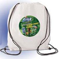 Custom imprinted Non-Woven Drawstring Backpack