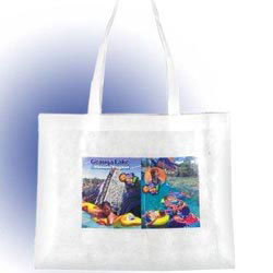 Custom imprinted Non-Woven Tote Bag