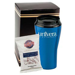 Custom imprinted GT Tumbler Gift Set