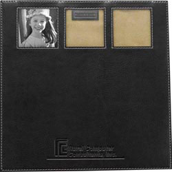 Custom imprinted Alicia Klein Photo Frame Mousepad