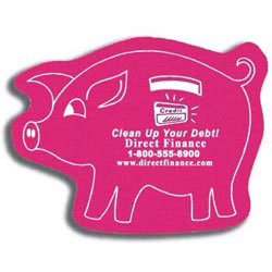 Custom imprinted Piggy Bank Jar Opener