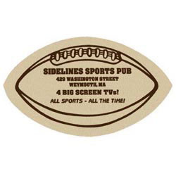 Custom imprinted Jumbo Size Football Jar Opener